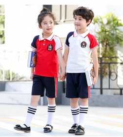 小学生校服 贵族学校运动装  校服订做